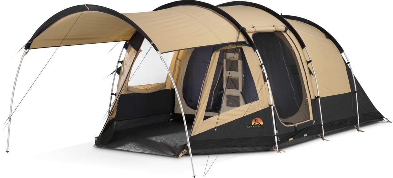 Safarica Blackhawk 300 deLuxe TC - 4 Persoons Tent Grijs