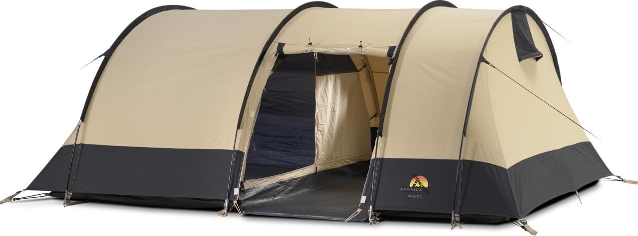 Safarica Chicco 3 TC - 3 Persoons Tent Grijs