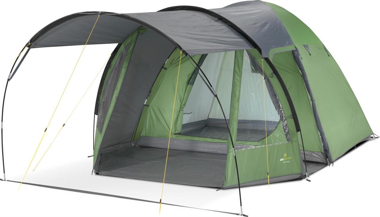 DWS Key Largo 300 - 4 Persoons Tent Groen
