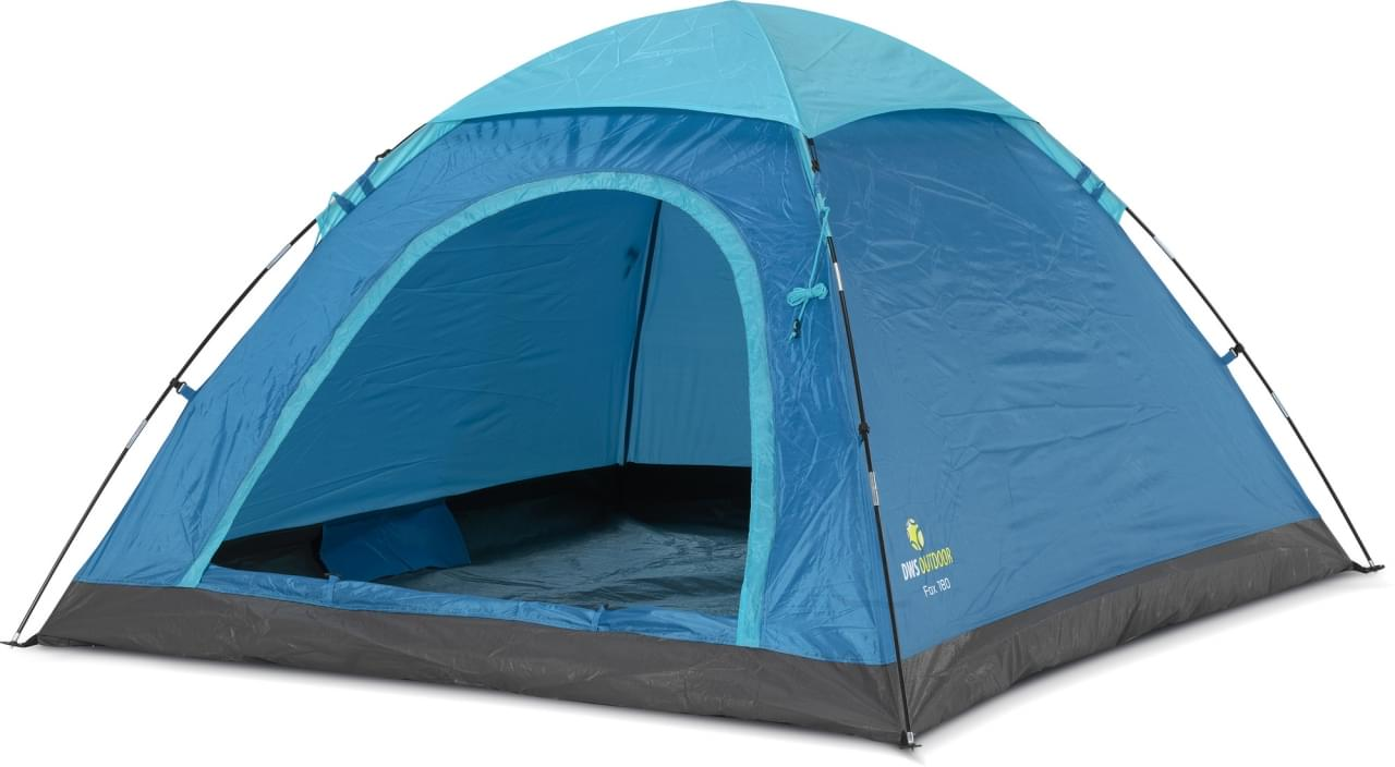 DWS Fox 180 - 2 Persoons Tent Blauw