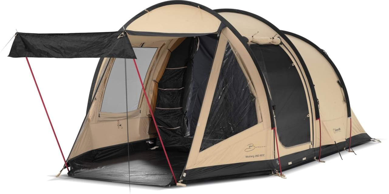Bardani Mustang 260 RSTC - 3 Persoons Tent Beige