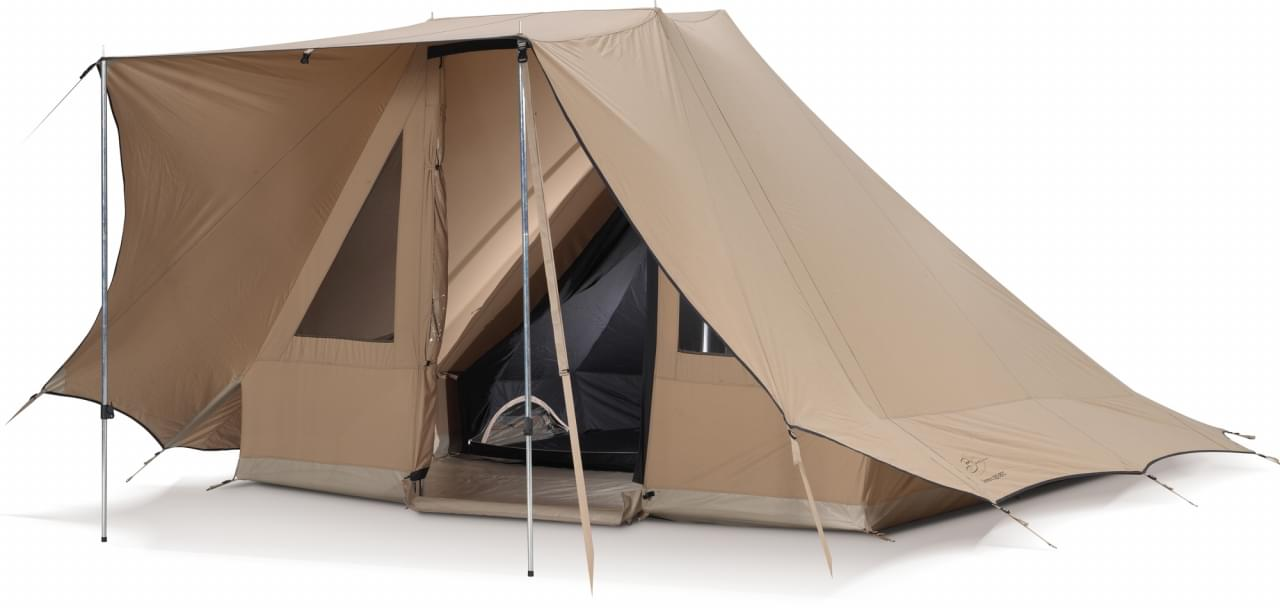 Bardani Greenland 320 RSTC - 4 Persoons Tent Beige
