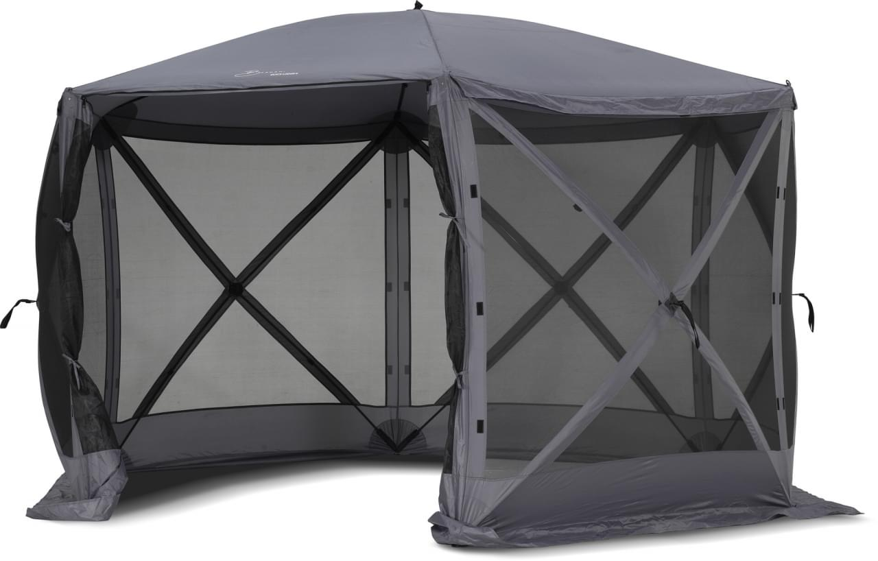 Bardani Quick Lodge 6 Partytent Grijs