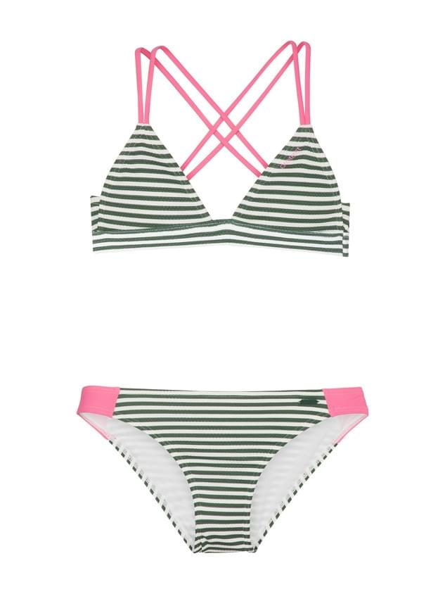Protest Kalia Triangle Bikini Kids Groen