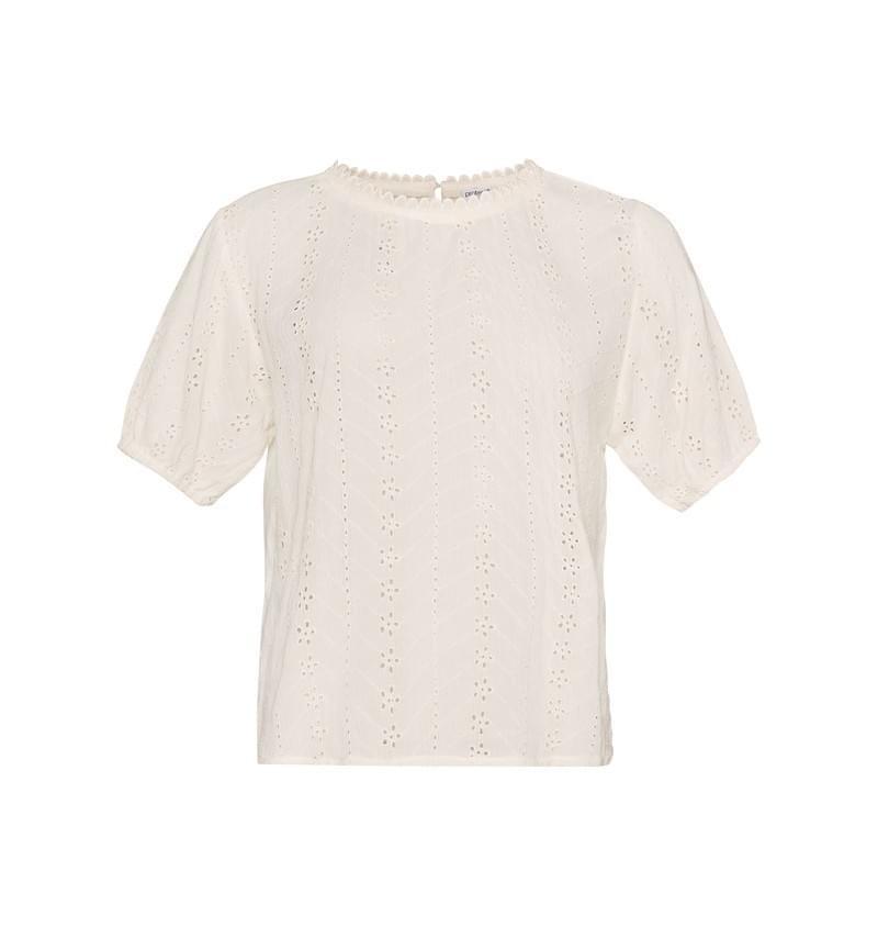 Protest Leonor T-Shirt Dames Wit