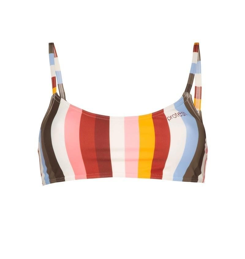 Protest Mm Elif Bikinitop Dames Multicolor