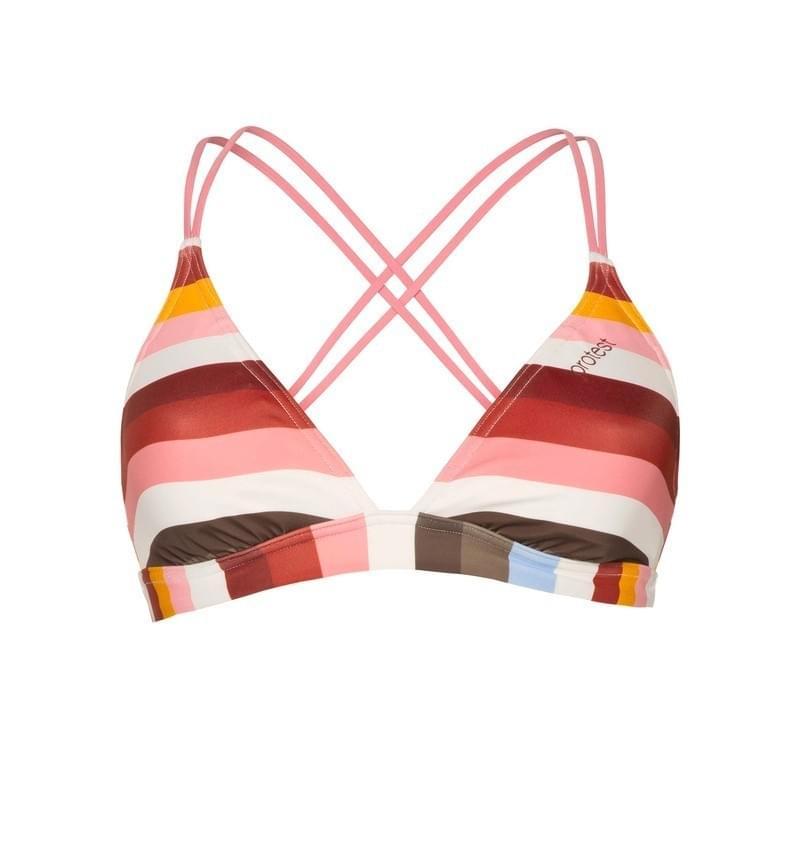 Protest Mm Chi Triangle Bikinitop Dames Multicolor