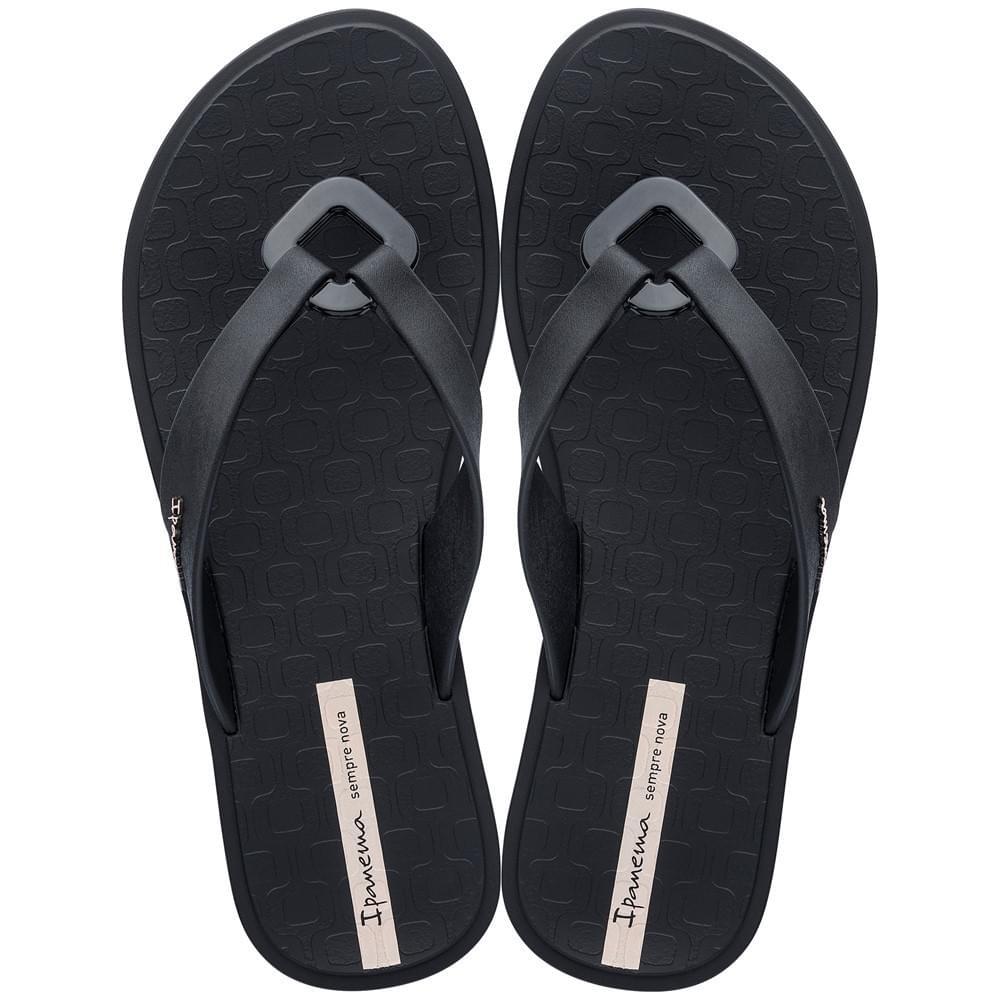 Ipanema Nexo Slipper Dames Zwart