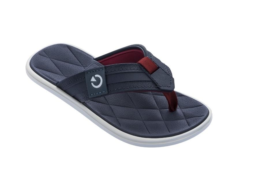 Cartago Malta Slipper Kids Blauw