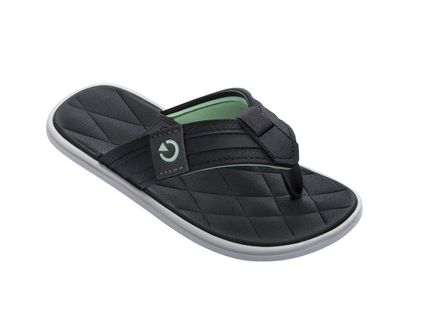 Cartago Malta Slipper Kids Zwart