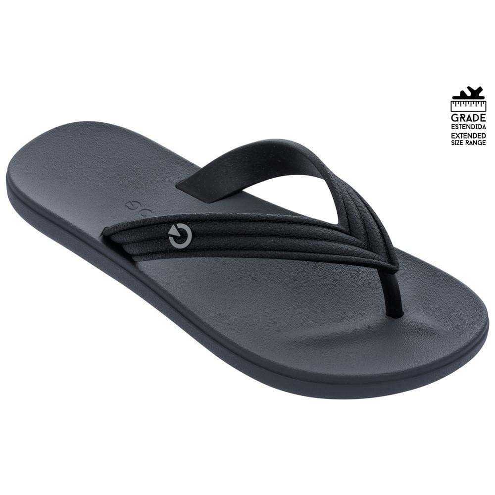 Cartago Porto Slipper Heren Zwart