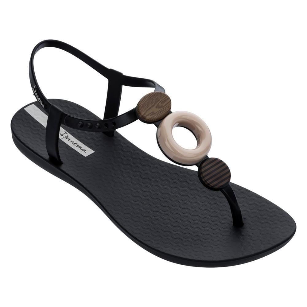 Ipanema Class Modern Sandaal Dames Zwart
