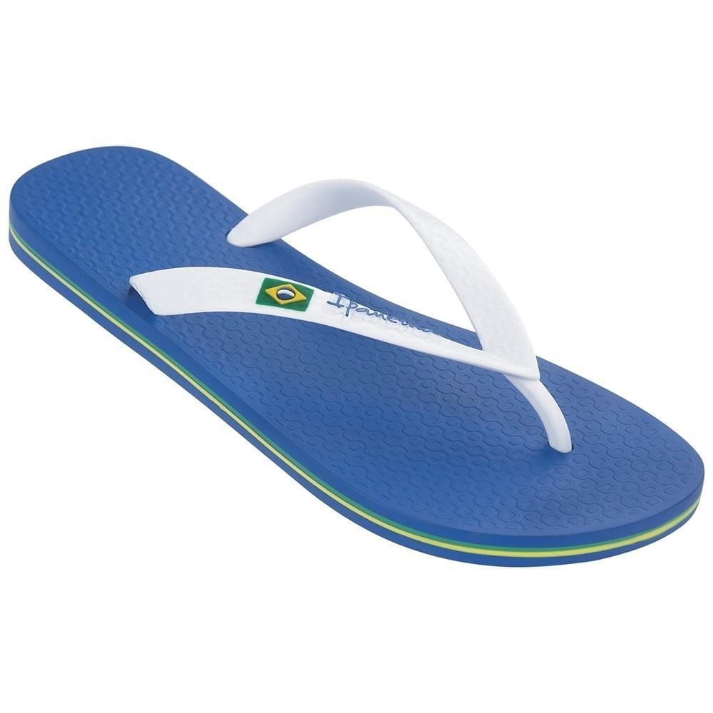 Ipanema Classic Brasil Slipper Heren Blauw
