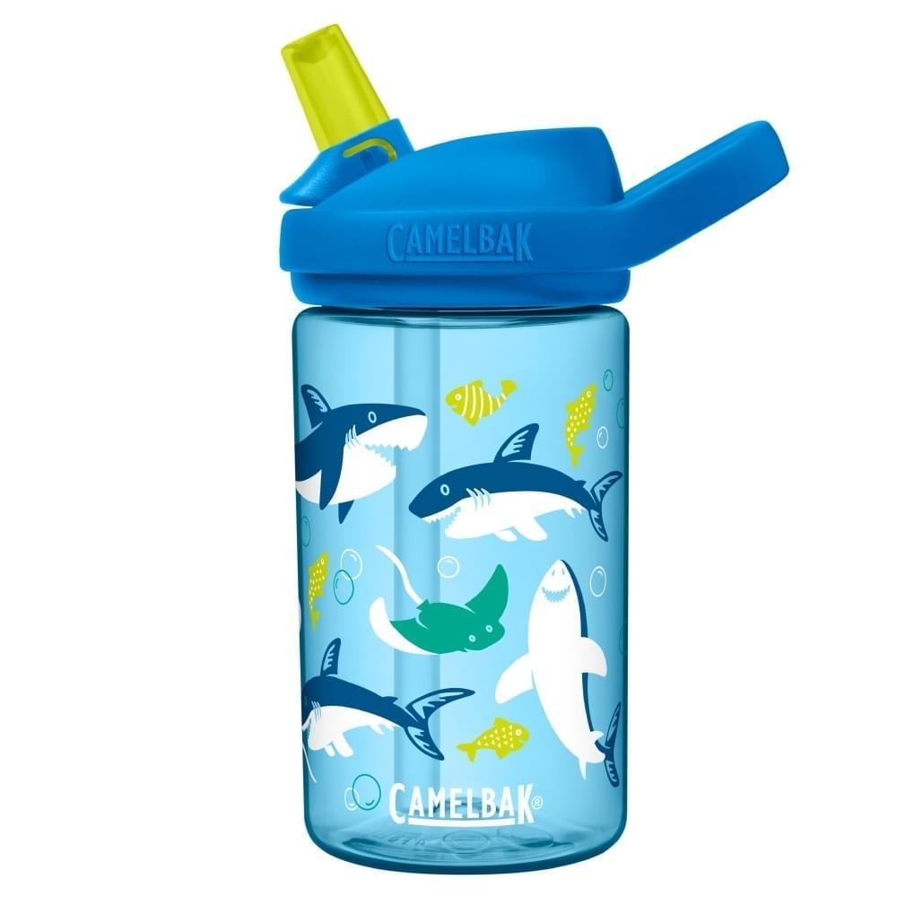 Camelbak Eddy+ Kids 0.4 ltr Drinkfles Blauw