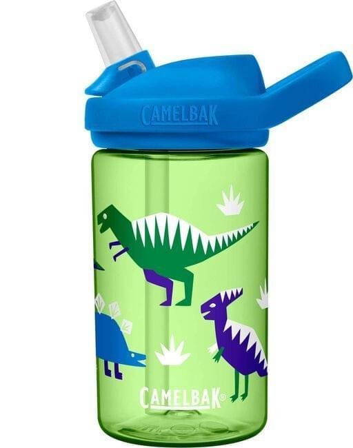 Camelbak Eddy+ Kids 0.4 ltr Drinkfles Groen