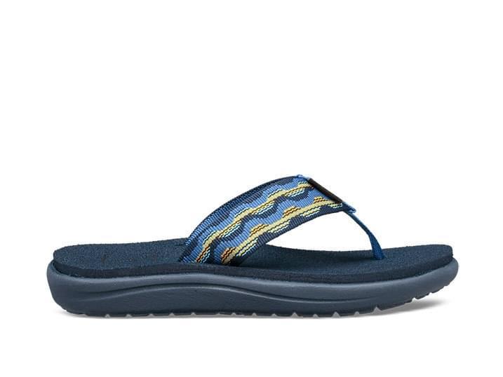 Teva Voya Flip Slipper Kids Blauw