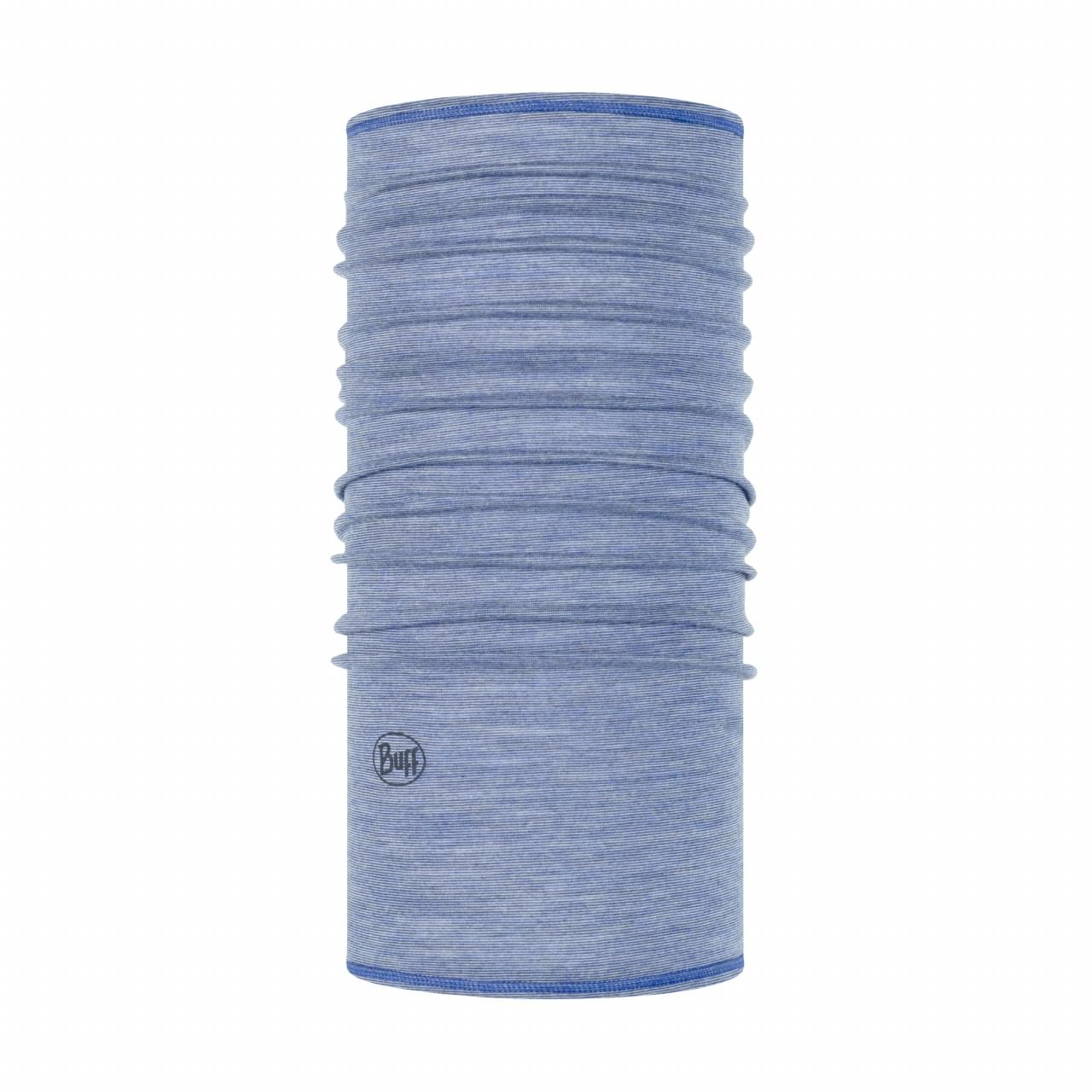 Buff Lightweight Merino Wool Blauw