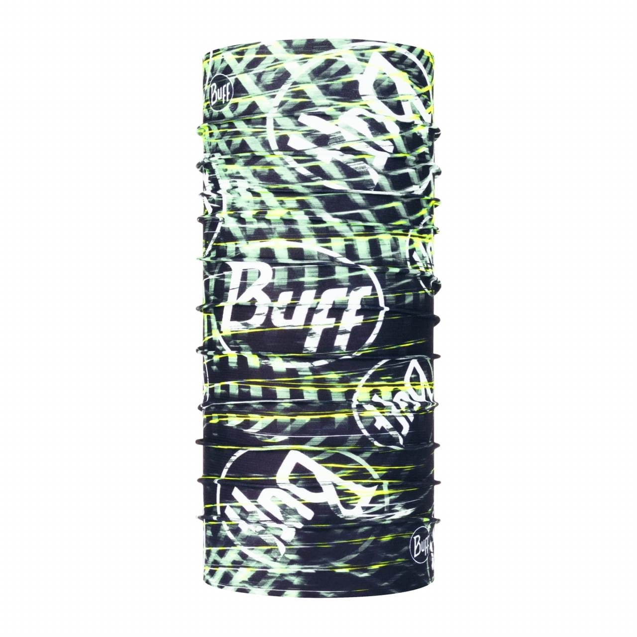 Buff CoolNet UV+ Zwart