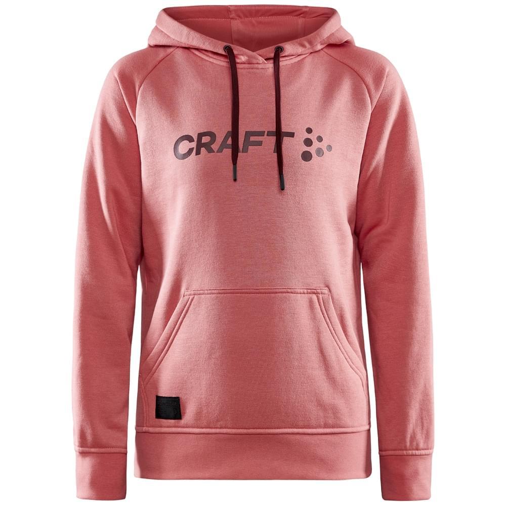 Craft Core Hoodie Dames Roze
