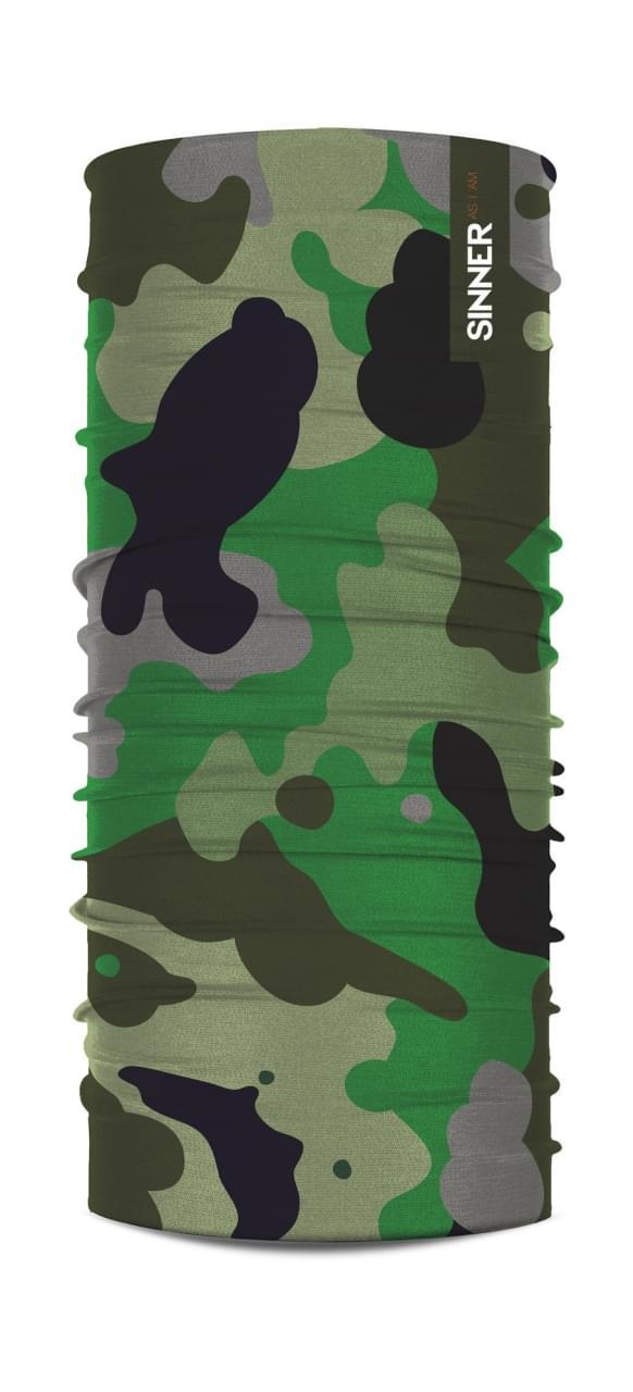 Sinner Bandana Camo Camouflage