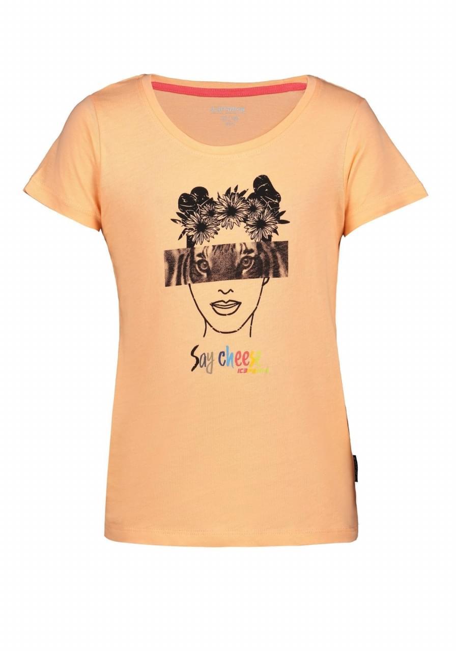Icepeak Miami T-shirt Kids Oranje