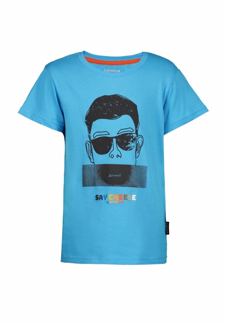 Icepeak Millville T-shirt Kids Blauw