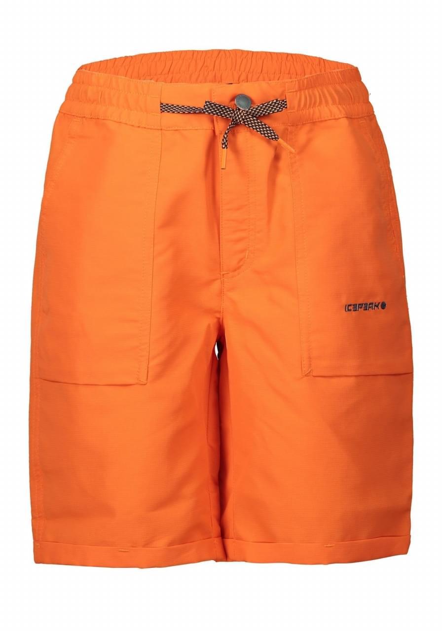 Icepeak Loitz Korte Broek Kids Oranje