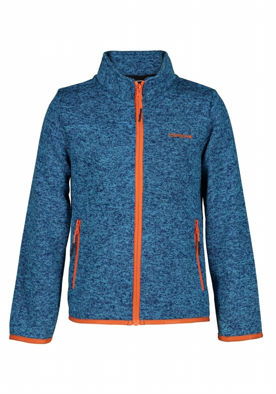Icepeak Kirwin Fleece Jacket Kids Blauw