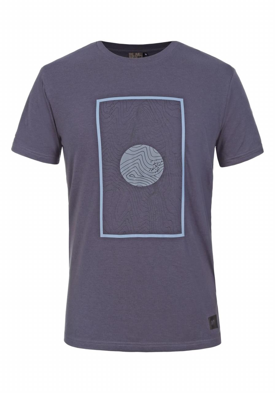 Icepeak EP Absecon T-shirt Heren Grijs