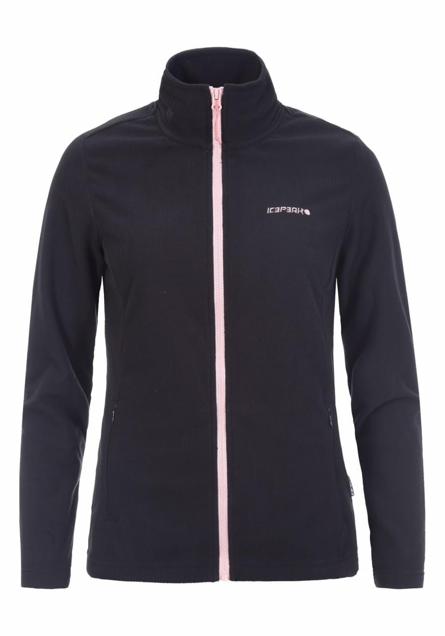 Icepeak Berwick Fleece Jacket Dames Donkergrijs