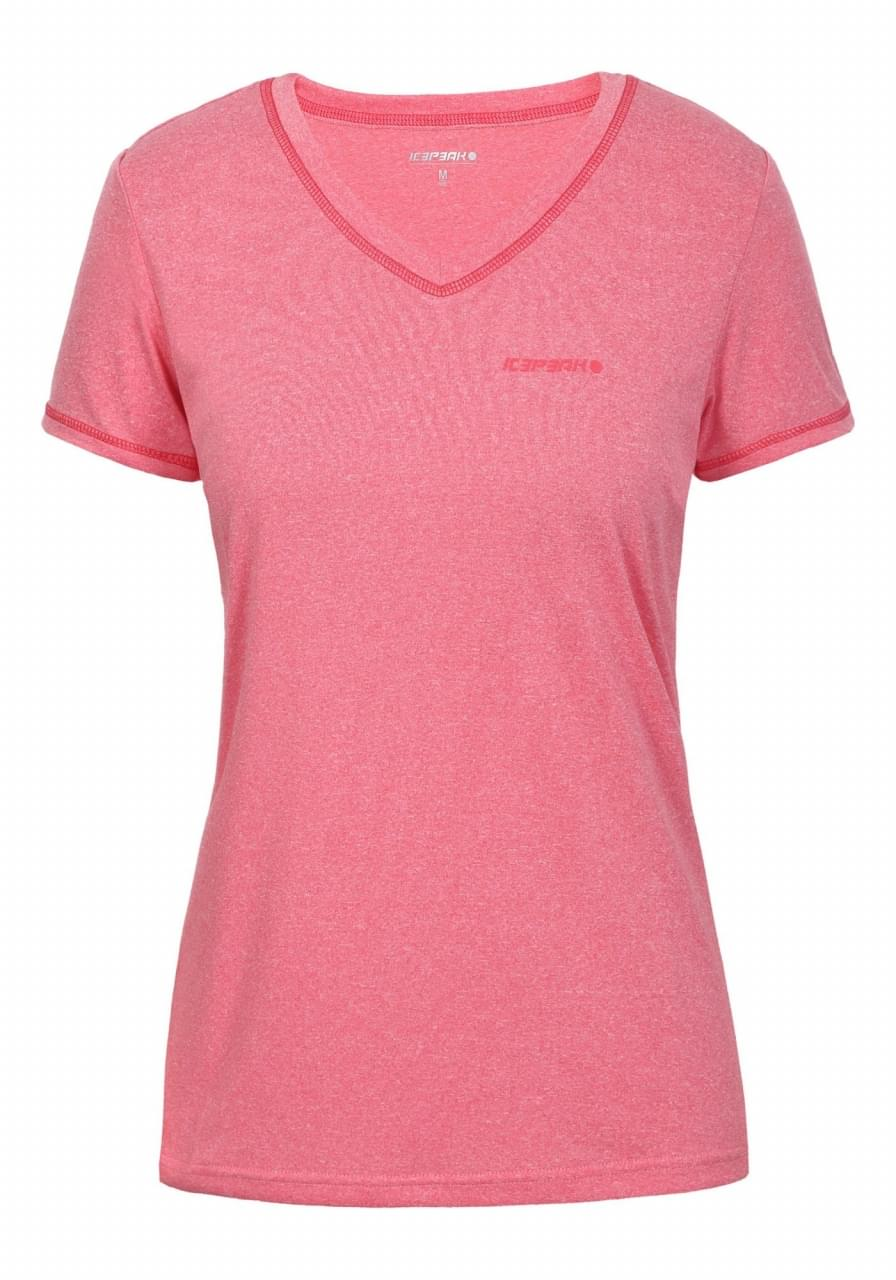 Icepeak Beasley T-shirt Dames Roze