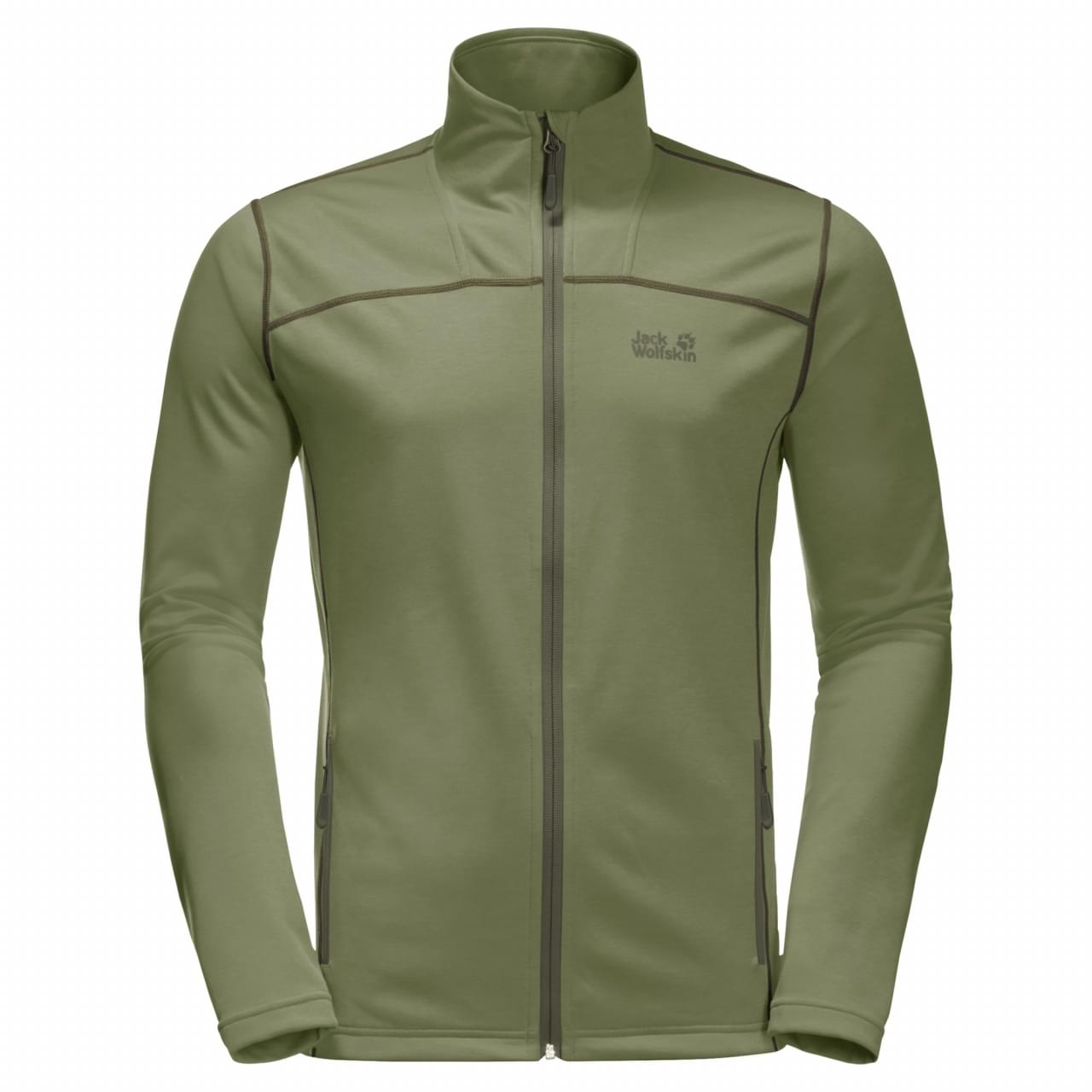 Jack Wolfskin Horizon Fleece Jacket Heren Groen