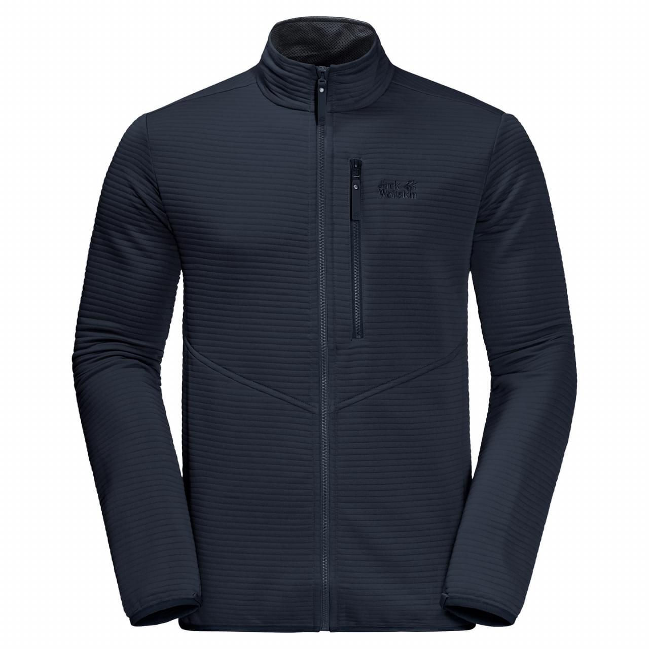 Jack Wolfskin Modesto Fleece Jacket Heren Blauw