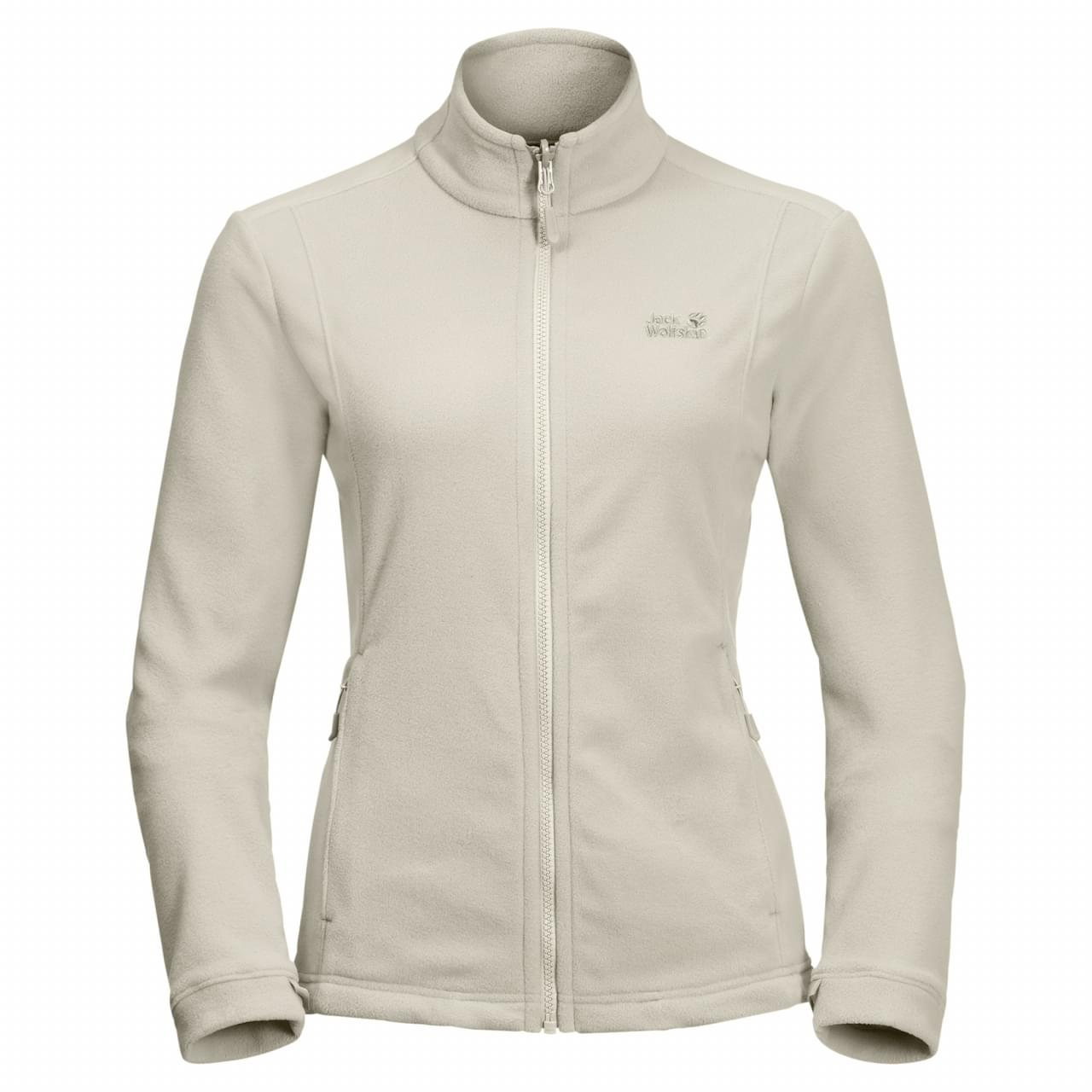 Jack Wolfskin Kiruna Fleece Jacket Dames Beige