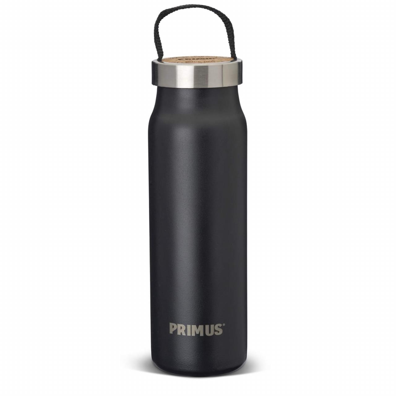 Primus Klunken Drinkfles Zwart