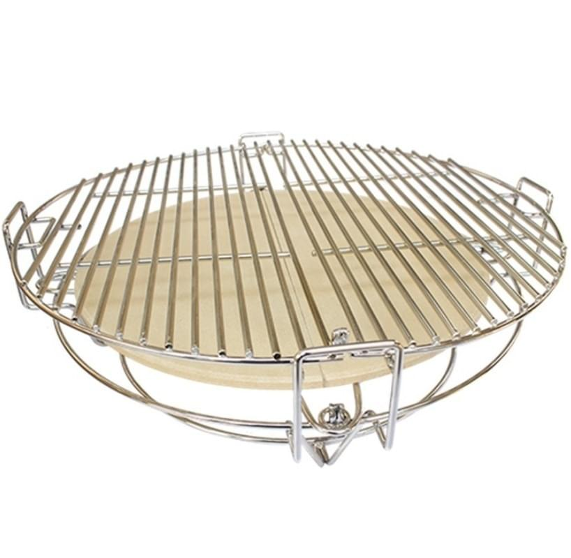Outr Set Roosters voor de Large Kamado Barbecue