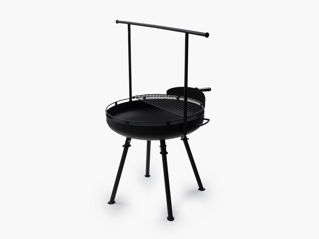 Barebones Barebones Cowboy Fire Pit Grill System Buitenkeuken