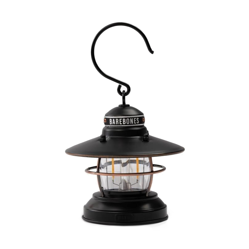 Barebones Mini Edison Light - Antique Bronze