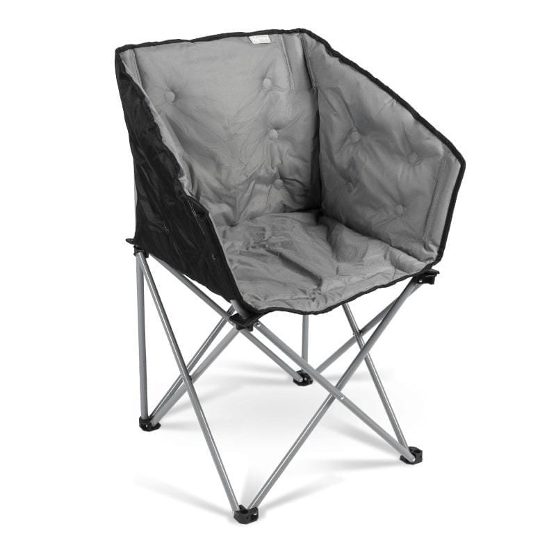 Kampa Tub Chair Campingstoel Grijs