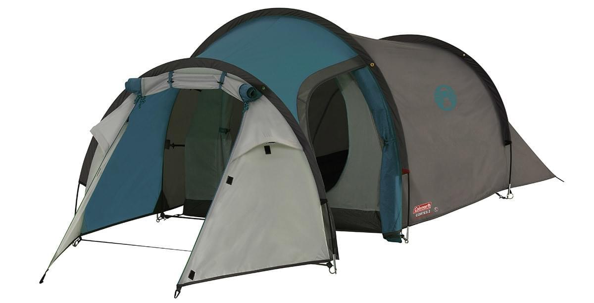 Coleman Cortes 2 - 2 Persoons Tent Blauw