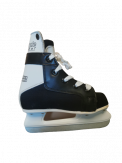 ML Kinder Hockeyschaats zwart-wit