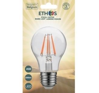 Ethos Lamp Filament 2W 210L E27