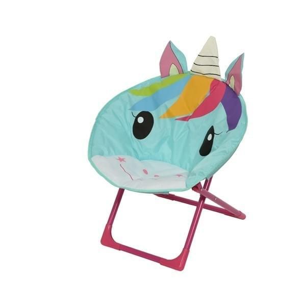 Decoris Unicorn Klapstoel voor kinderen