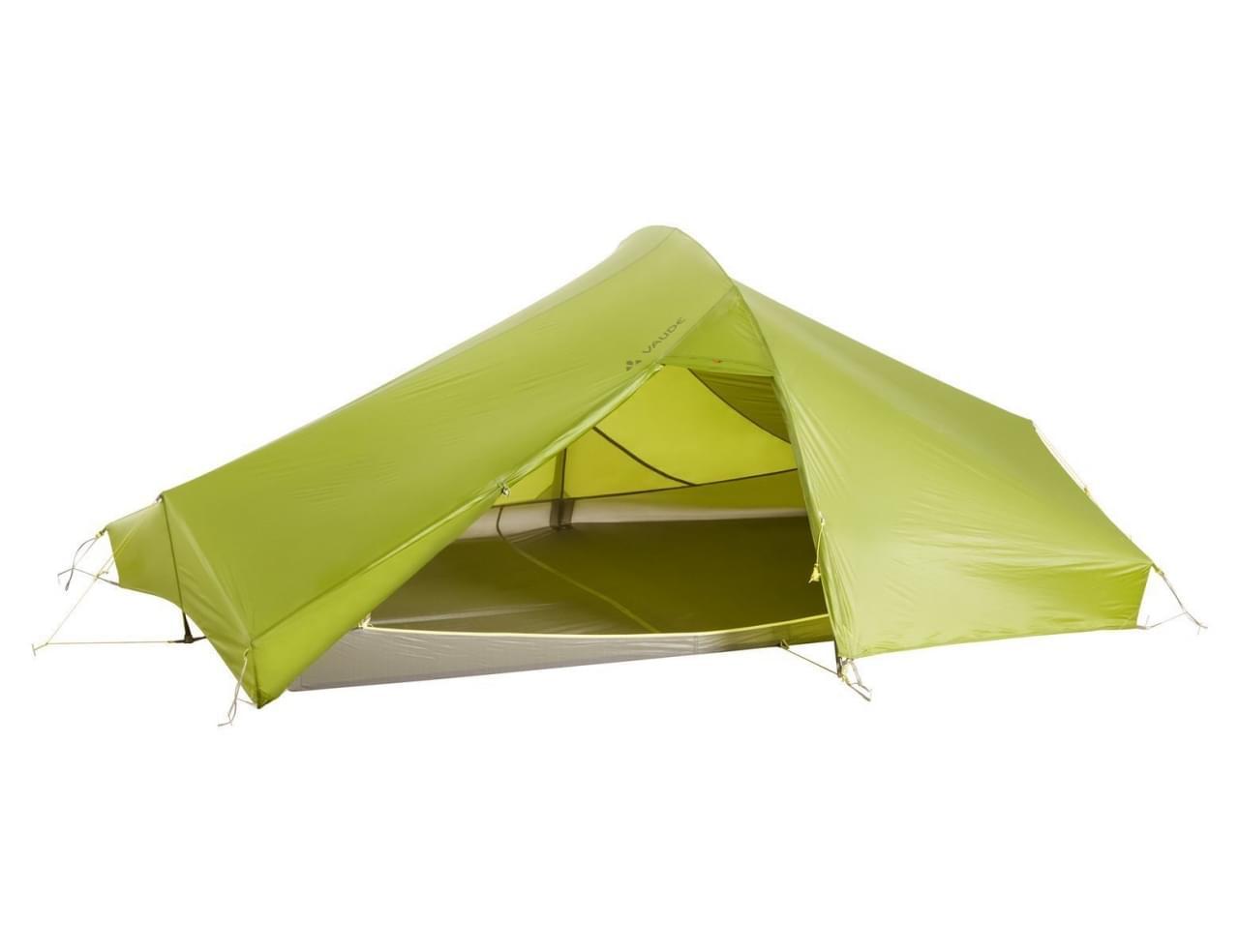 Vaude Lizard Seamless 2P - 2 Persoons Tent Groen