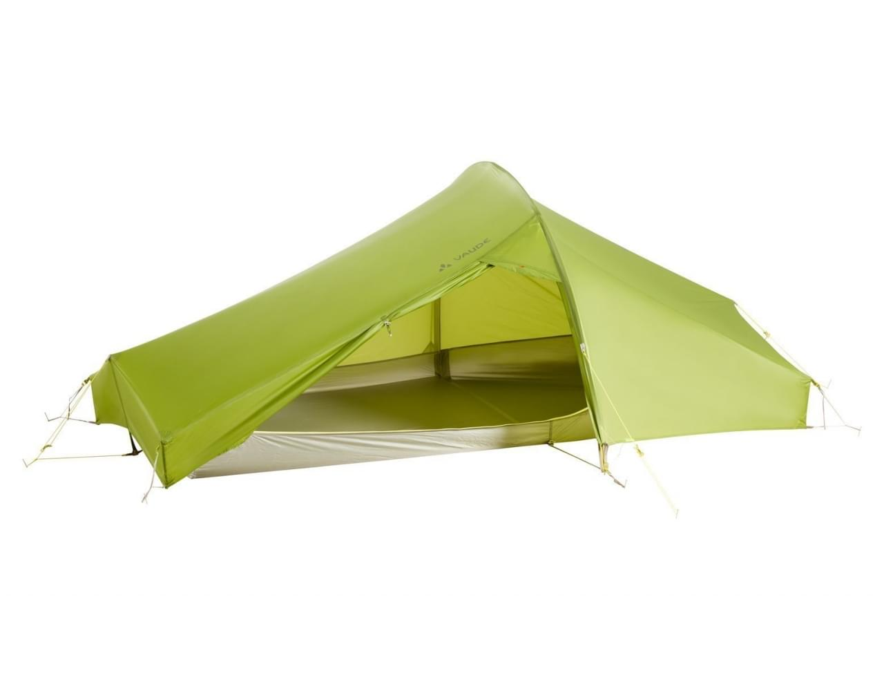 Vaude Lizard Seamless 1P - 1 Persoons Tent Groen