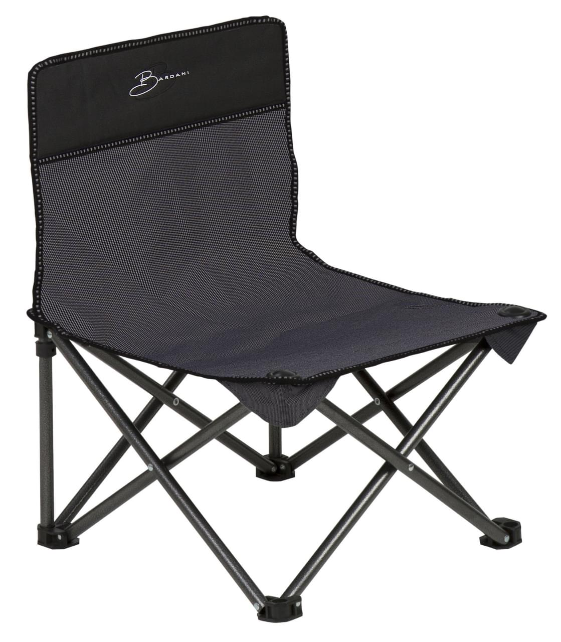 Bardani Elite Low Adult Campingstoel Grijs