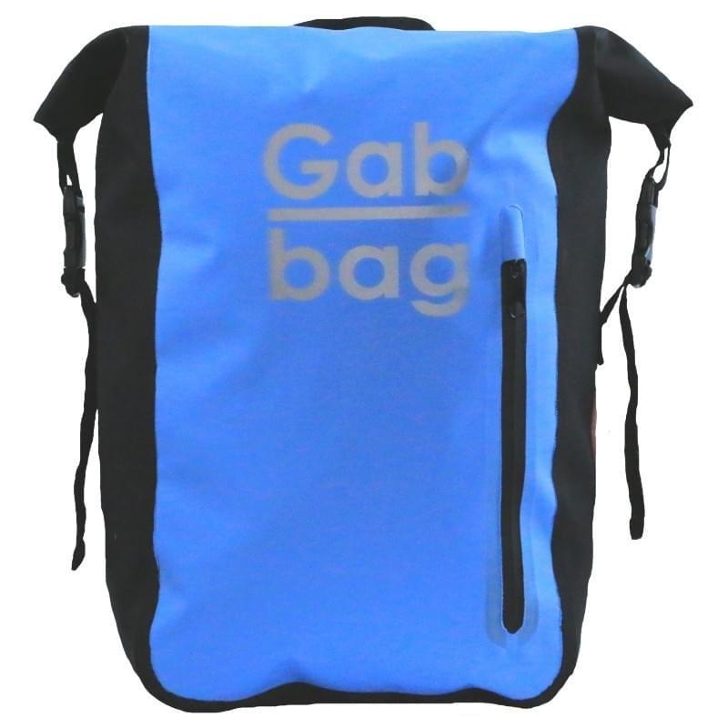 Gabbag Reflective 25L - Waterdichte Rugzak Blauw