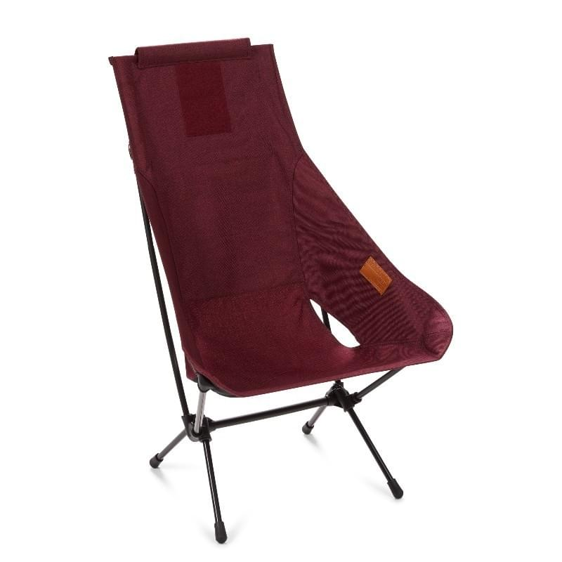Helinox Chair Two Home Lichtgewicht Stoel Rood