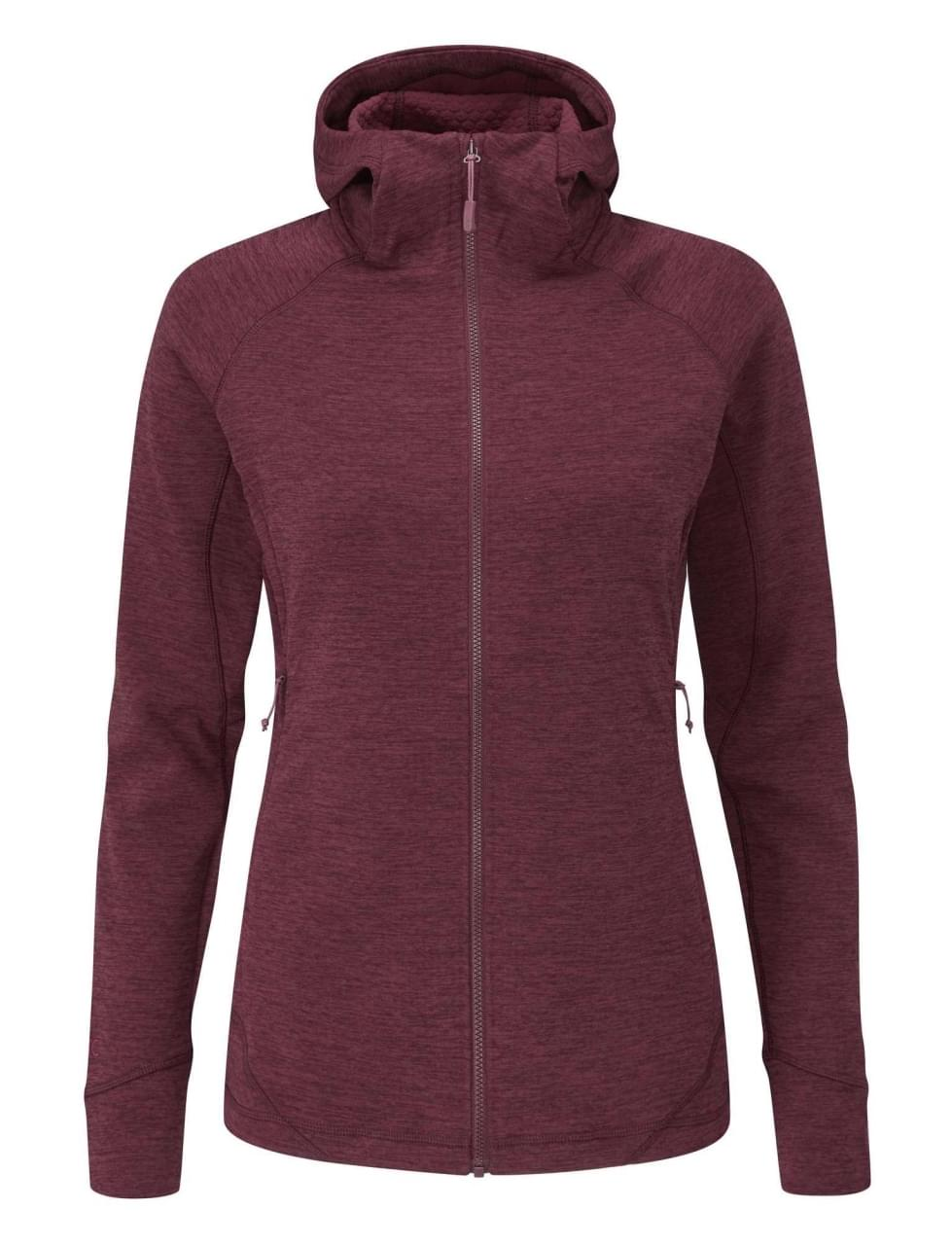 RAB Nexus Fleece Jacket Dames Paars