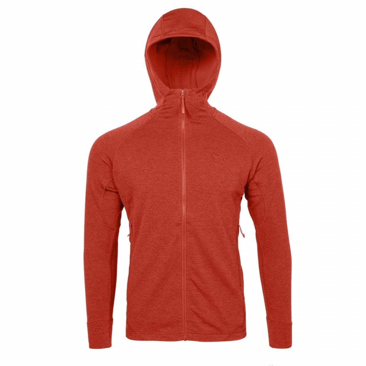 RAB Nexus Fleece Jacket Heren Rood